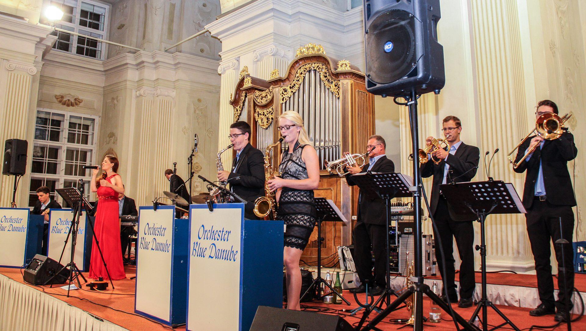Orchester Blue Danube